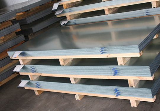 HOT-DIP GALVANIZED FLAT METAL SHEETS - BUDMAX-METAL Sp. z o.o.