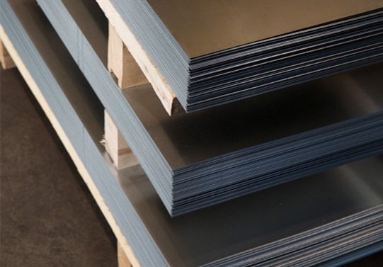 COLD-ROLLED FLAT METAL SHEETS - BUDMAX-METAL Sp. z o.o.